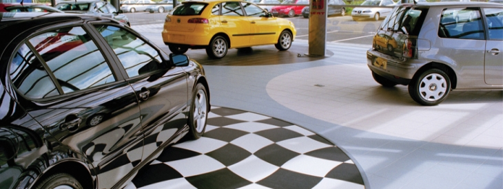 Saab,Seat Car Showrooms